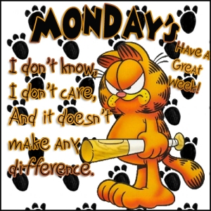 Garfield Mondays